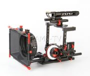 Cage CAME-TV DSLR Para GH4 & SONY A7s & 5D Mark III